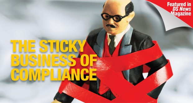 The Sticky Business of Compliance