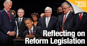 Reflecting on Reform Legislation