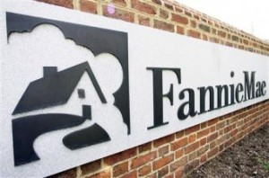 Fannie Mae's Book Shrinks as New Business Falls