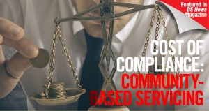 Cost of Compliance: Community-Based Mortgage Servicing