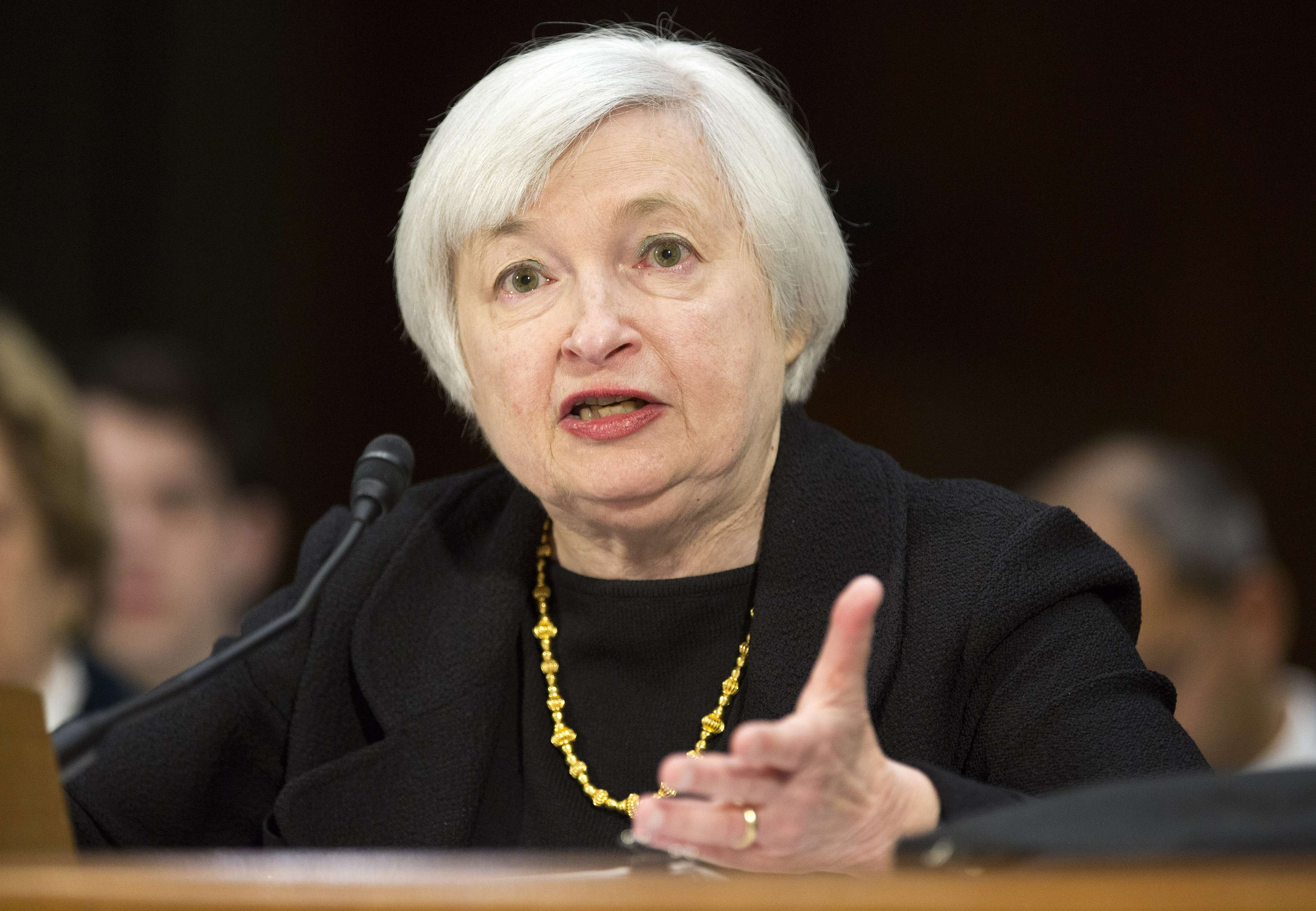 Janet Yellen, Chair of the Board of Governors Federal Reserve System