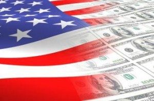 American Flag Money BH