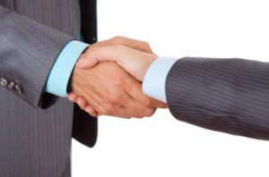 Handshake Two BH
