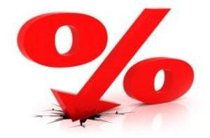 Rates drop BH