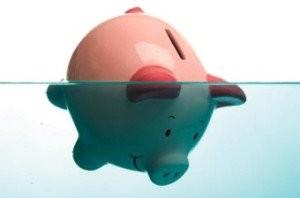 Underwater Piggy Bank