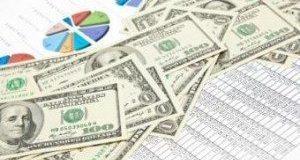 money on graphs