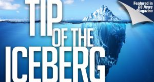 tip of the iceberg art