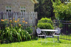 outdoor property enhancements