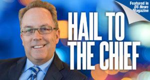 Hail to the Chief Tony Ebers