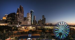 Houston migration destination
