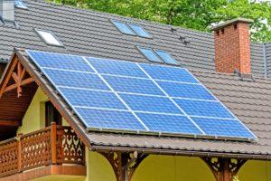 PACE solar panels