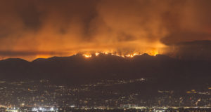 Wildfire resiliency