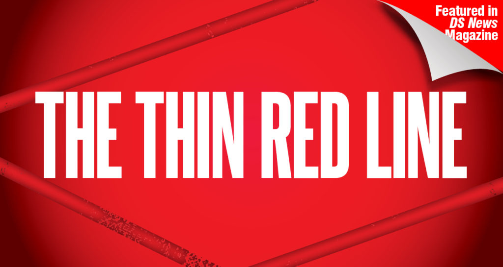 The Thin Red Line Dsnews