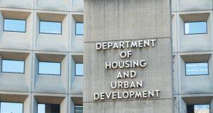 HUD Building